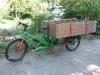"""MCS Truck mit einem """"Schmidts Original Nabendynamo"""" mit Doppelscheibenbremse in Tübingen"""