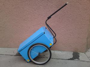 Loliner Anhänger, blau