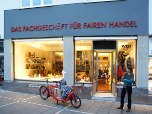 Weltladen / Fair Trade Shop Graz