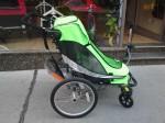 Zigo Leader X1 Carrier als Kinderwagen