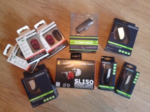 Reelight & USB Lichter
