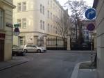 Freundgasse, Ecke Schäffergasse