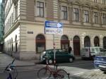 Mittersteig, Ecke Große Neugasse