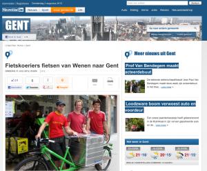 Zum Artikel auf nieuwsblad.be