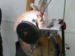 Eine selbstgebaute Kettenablängmaschine ;)