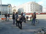 Cyclelogistics workshop in Wien, 05.12.2013