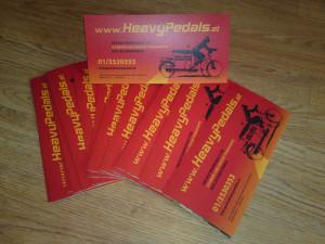 Heavy Pedals Folder 2014