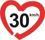 """Europäische BürgerInneninitiative """"30km/h – macht die Straßen lebenswert!"""""""