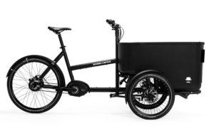 Butchers & Bicycles Mk1-E, Nuvinci, schwarz, fabrikneu