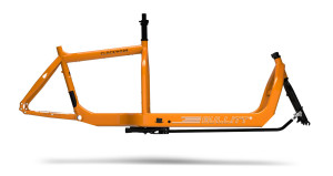 Bullitt Clockwork Orange Framekit