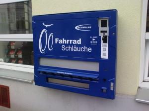 Schwalbe Schlauchautomat bei Heavy Pedals