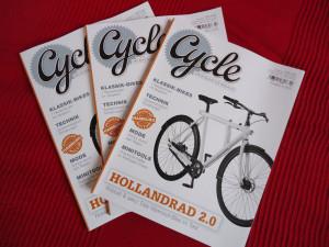 CYCLE – Das Bike & Style Magazin