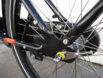 Workcycles FR8, Satin Schwarz