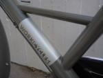 Workcycles FR8, Mattgrau