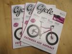 Cycle - Das Bike & Style Magazin, Ausgabe 1-2016