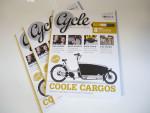 """""""Cycle - Das Bike & Style Magazin"""" Ausgabe 2-2016"""