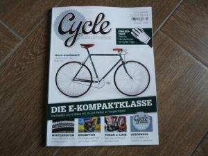 Cycle – Das Bike & Style Magazin, Ausgabe 1-2017