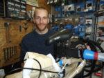 Andi war von April 2017 bis April 2018 als geringfügig angesteller Radmechaniker bei uns tätig und ist seit Februar 2019 wieder bei uns in der Radwerkstatt fest angestellt.
