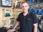 Stefan ist seit Mai 2017, bei uns als Mechaniker, via Trendwerk, tätig