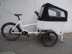 Butchers & Bicycles MK1-E, NuVinci, weiß, fabrikneu