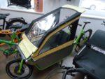 Rapid Radkutsche, Grün, Nuvinci, E-Motor, Vorführrad