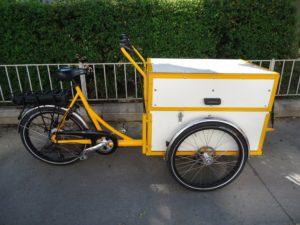 Christiania Eventbike, 8-Gang, E-Motor, leicht gebraucht
