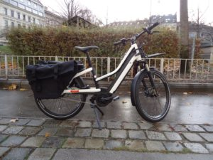 Riese & Müller Multicharger, city, mixte, pearl white, fabrikneu