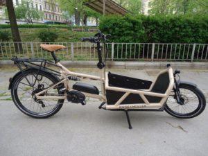 Riese & Müller Load 60, vario, urban safari, fabrikneu