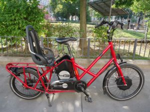 Bike43, Sport, Metallic Red, Vorführrad