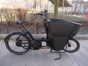 Urban Arrow, Shorty, Enviolo, E-Motor, schwarz, fabrikneu