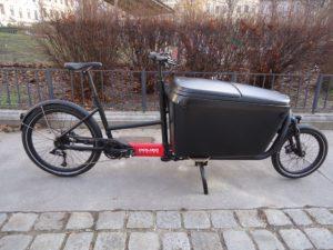 Douze G4e BOX, Traveller, SRAM, Vorführrad