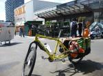 das Xtracycle ersetzt ein Auto - probieren Sie es aus !!