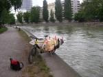 Lastenräder - hier das Xtracycle - können (fast) alles transportieren