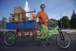 Heavy-Pedals Gründer- und Fahrer Wolfang Höfler (Foto: Stephan Doleschal)