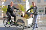 Vizebürgermeisterin Dr. Helga Krismer und Leiter des Energiereferats Dr. Gerfried Koch Foto: Kollerics