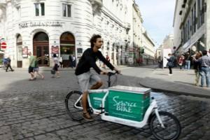 Merkur Service Bike, Wien