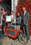 """18. September 2012 """"PK Verleihung VCÖ Mobilitätspreis 2012"""" (Foto: PID Presse- und Informationsdienst der Stadt Wien)"""