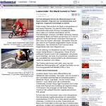 11.03.2014 – derStandard.at: Lastenräder: Ein Markt kommt in Fahrt