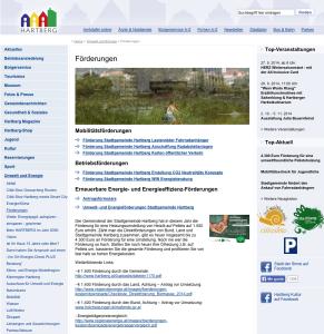Stadtgemeinde Hartberg fördert den Ankauf von Lastenfahrrädern und Fahrradanhängern
