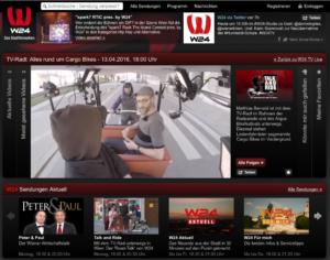 13.04.2016 – W24: TV-Radl: Alles rund um Cargo Bikes