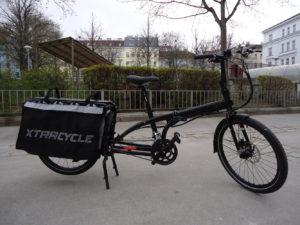Xtracycle Tern Cargo Node