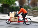 Der Bullit transportiert Lasten effizient, schnell und verlässlich