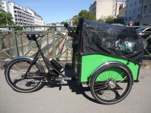 Christiania Light, Grüne Box, 8-Gang, E-Motor, gebraucht