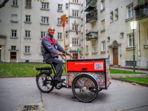 Wiener Wohnen Haus- & Außenbetreuung mit Christiania P/Box