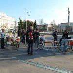 Cyclelogistics workshop in Wien, 05.12.2013