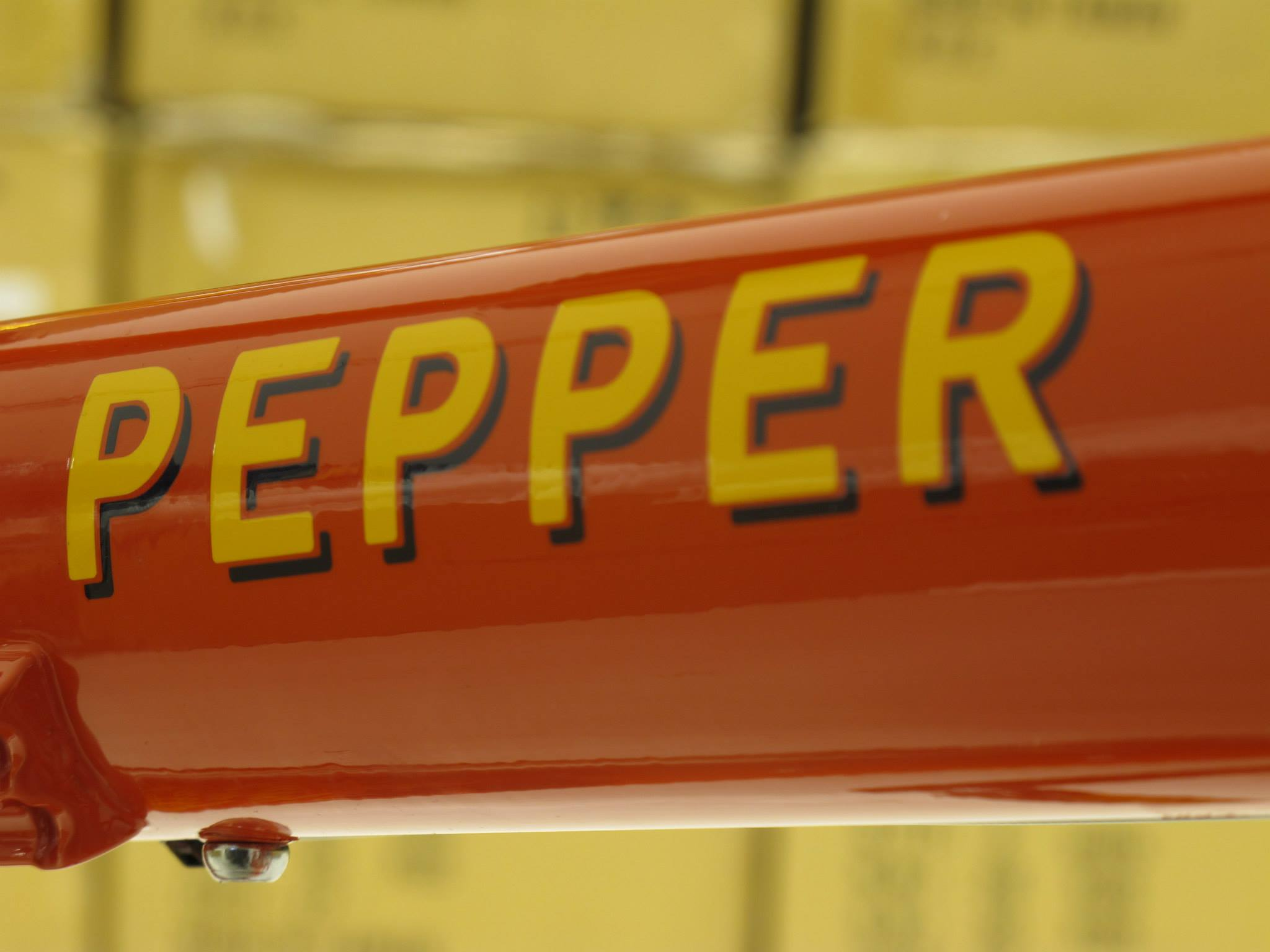 Bullitt Pepper