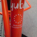 Yuba Mundo V2, orange
