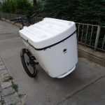 Butchers & Bicycles MK1-E mit Thermobox