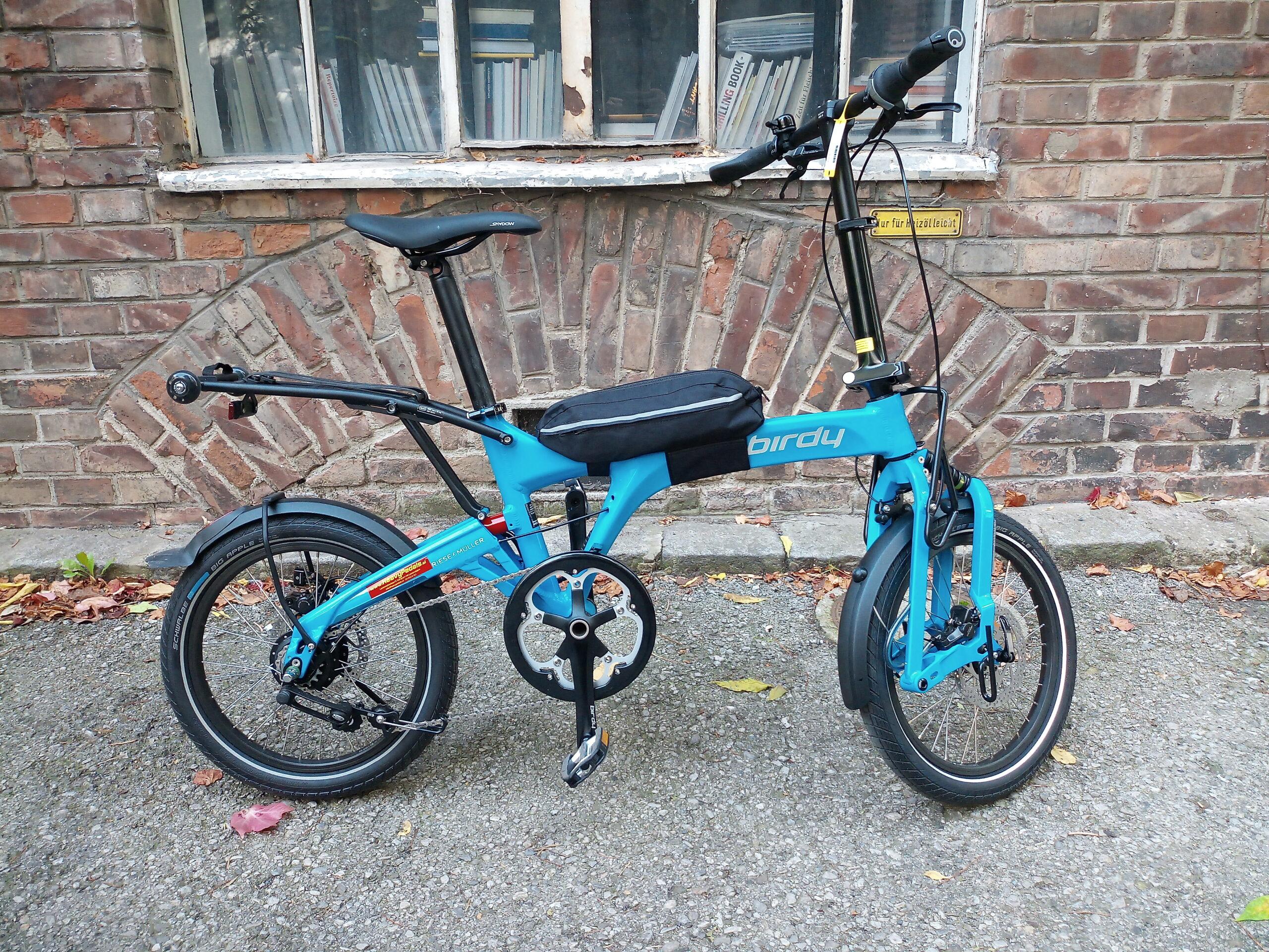 Riese & Müller Birdy city bei Heavy Pedals in Wien kaufen