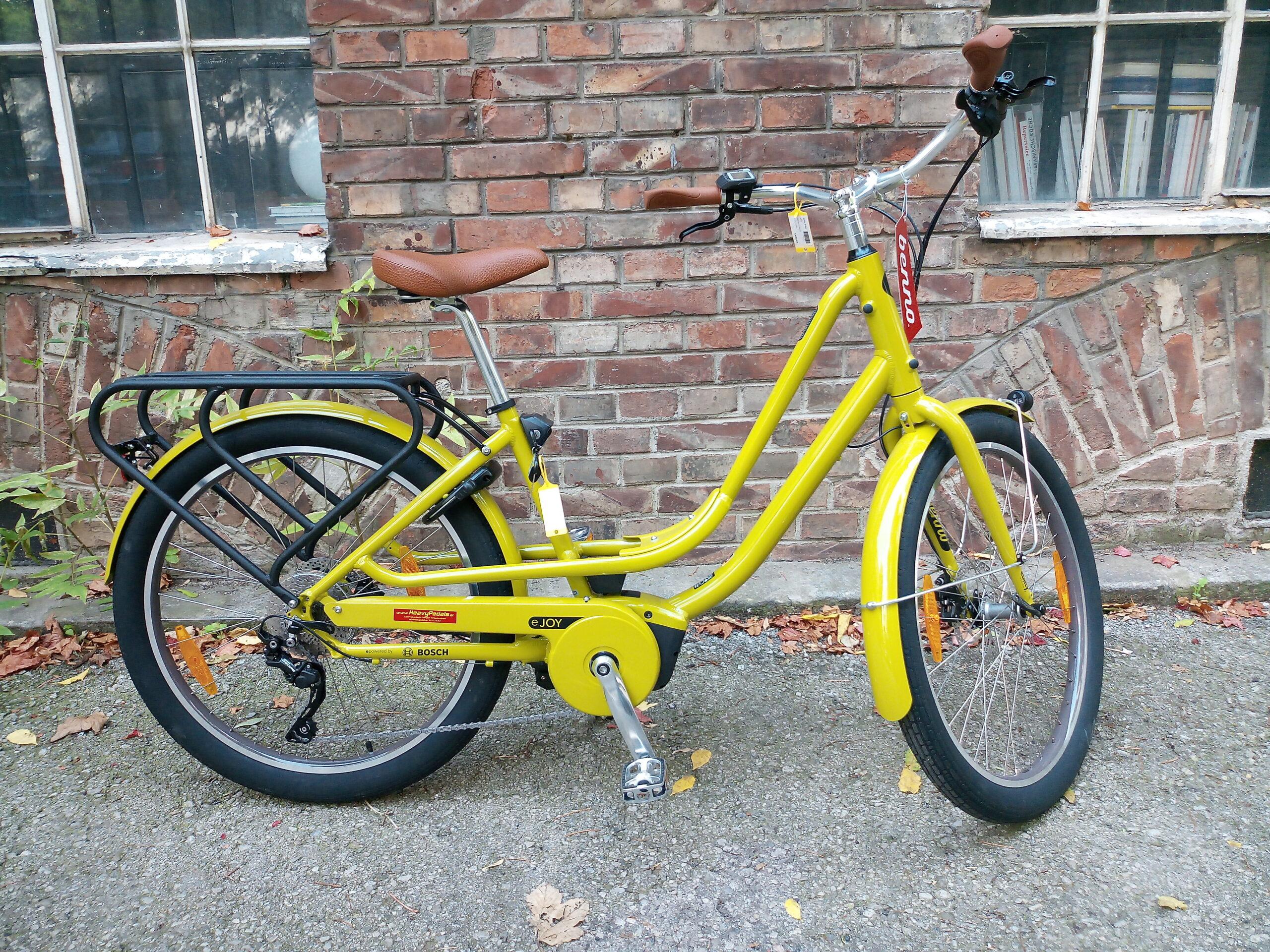 Benno eJoy Lastenrad kaufen bei Heavy Pedals in Wien